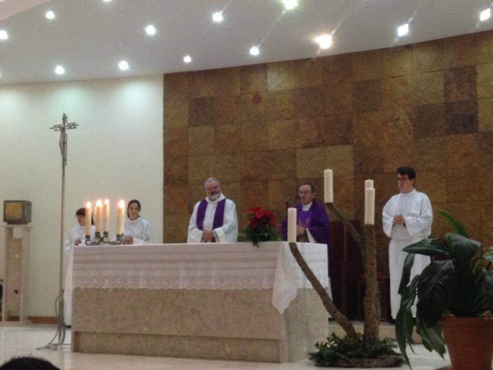 Celebração dos 128 anos da congregação scalabriniana