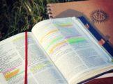 Trabalhar a Bíblia